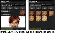 Coiffures Virtuelles En Ligne - Changer de Coupe de Cheveux ...