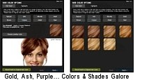 Upload Your Photo, Try 50 Hairstyle Colors