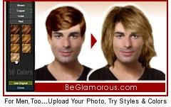Stupendous Short Hairstyles Test Them On Your Photo Virtual Online Hair Short Hairstyles For Black Women Fulllsitofus